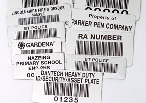 Aluminium Heavy Duty Security Plates