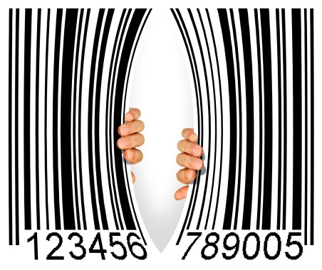 asset tags with barcodes