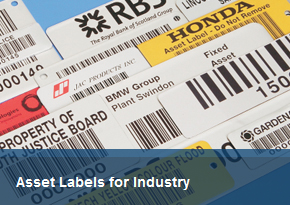 Asset Labels for Industry