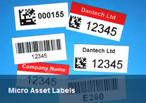 Micro Asset Labels